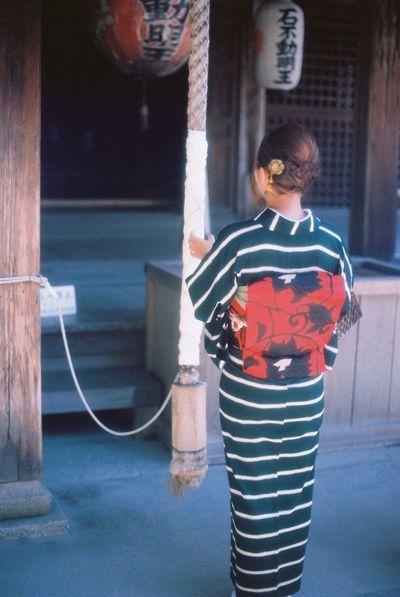 Film 35mm Film Film Photography Analogue Photography EyeEm Best Shots Kyoto Kimono Temple