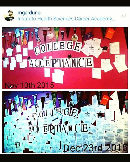 My Student Life College IHSCA