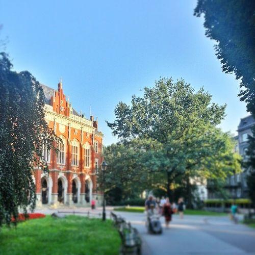 JagiellonianUniversity Krakow UniwersytetJagielloński Krakow