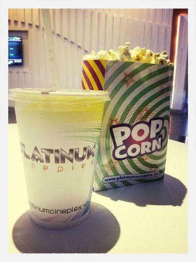 first time checking in Platinum Cineplex Times City Cinema MOVIE