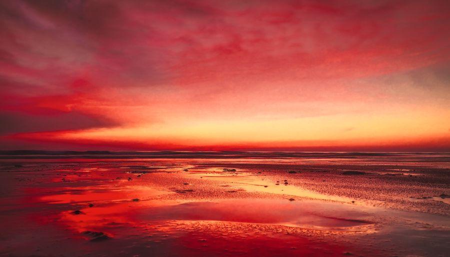 horizon of fire