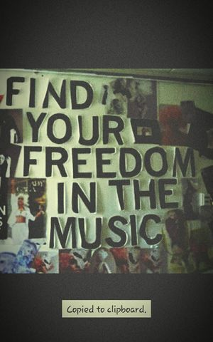 love this Qoute Of The Day ☺😊😀😋😎 For The Love Of Music