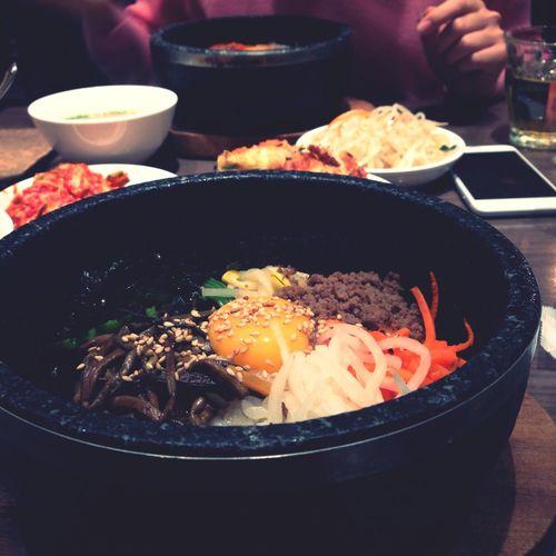 ビビンバ 韓国料理 Bibim