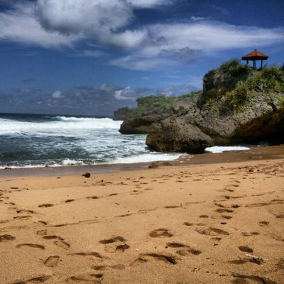 kukup beach