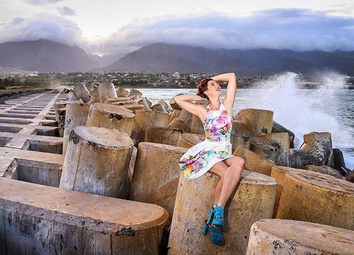 Sea siren Tropical Mermaid Beautiful Goddesses Freethegoddess Blessed  Youonlyliveonce Befree Amazing Model Love Beauty Mauiphotography Mauinokaoi Mauiportraits Sea Seanymph Siren Seasiren Maui Hawaii Vixen Nature Girls Paradise island islandlife ocean sunset
