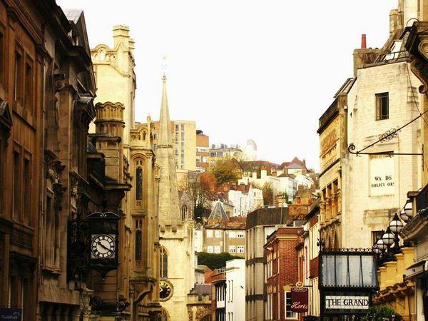 Bristol Seeing The Sights