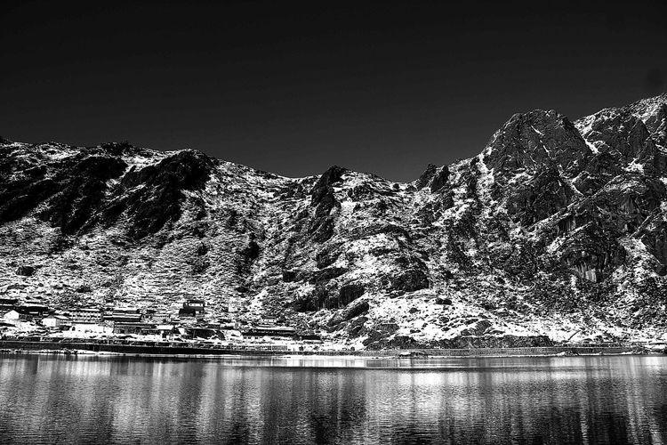 The changu lake. Relaxing Trippin' First Eyeem Photo