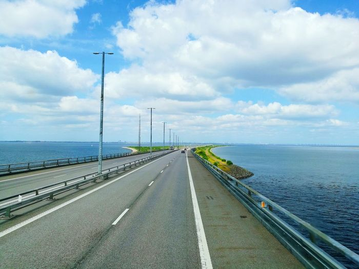 Sea Water Road