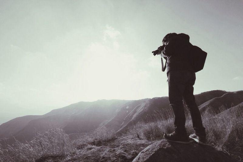 「finder」熊本県阿蘇山 Monochrome Mono