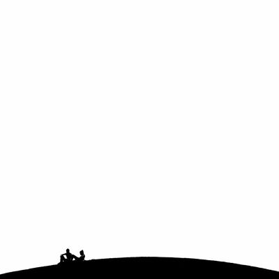 Chilling Silhouette Outdoors Nature Leisure Activity Streetphotography Blackandwhite Bw_collection