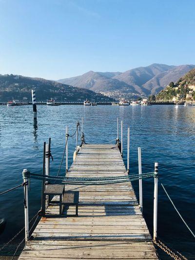 Photo taken in Como, Italy
