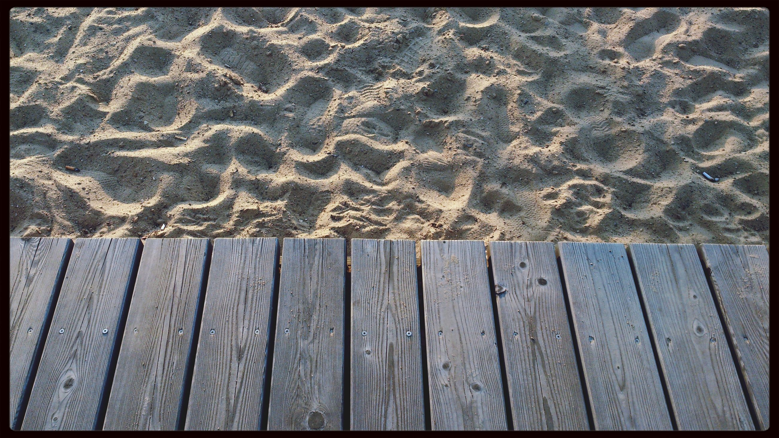 transfer print, full frame, backgrounds, textured, pattern, auto post production filter, high angle view, water, close-up, wood - material, outdoors, day, sunlight, no people, nature, plank, detail, wood, wooden, rippled