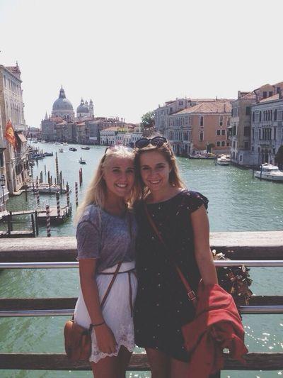 Venice, Italy with my norwegian bff