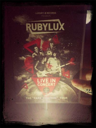 My rubylux DVD xx
