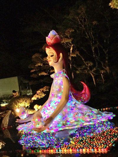 花の女神フローラ 福島ビエンナーレ Art ヤノベケンジ 増田セバスチャン