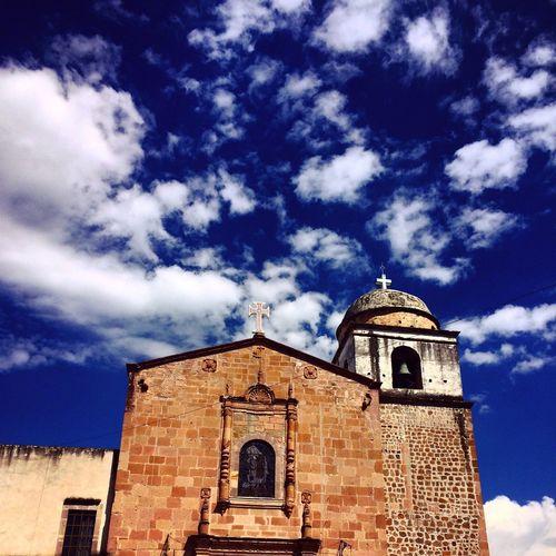 Church Clouds