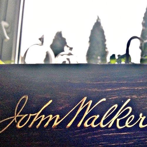 Johnwalker John_walker John Walker retro drink