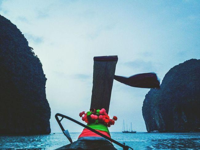 Maya Bay Phi Phi Islands Maya Bay Water Nautical Vessel Outdoors Freshness Thailand Boats And Water Protection Nature