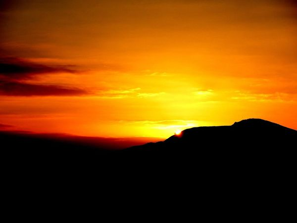 Nature Orange Sky Sunlight Sunrise Silhouette Sunrise_Collection USA FLAG Brilliant Colors Flag At Sunset Nature_perfection Scenicsunset Silhouettes Of A City Sunrise And Clouds Sunset Sunset #sun #clouds #skylovers #sky #nature #beautifulinnature #naturalbeauty #photography #landscape Sunsets