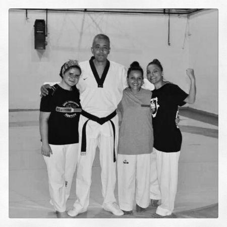 Beforetaekwondo Taekwondo Taekwondo ♥