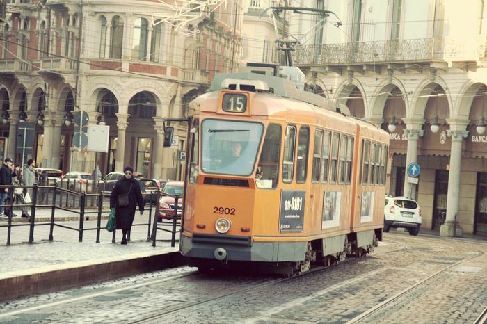 tram line turin Transportation Mode Of Transport Public Transportation Train - Vehicle Tram Tramways Tram Station  Tram Tracks Italy Turin Eyeem Market City Street EyeEm Team Popular EyeEm Gallery Turino Christmas 2016 Trending Photos Tourism Travel Destinations Traveling Home For The Holidays Adapted To The City Long Goodbye Live For The Story BYOPaper! Place Of Heart Let's Go. Together. Your Ticket To Europe An Eye For Travel Mobility In Mega Cities Stories From The City Adventures In The City