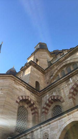 Edirne Turkey Architecture Selimiyecamii Objektifimden