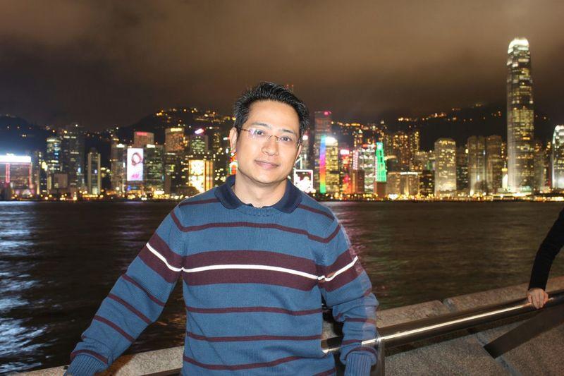 Beautiful Beautiful ♥ Selfportrait Nights Of Hong Kong HongKong Hk Nites