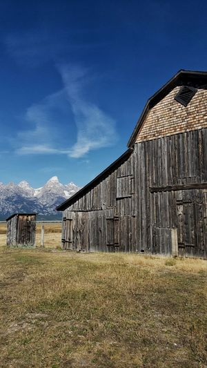 Old barn, Grand