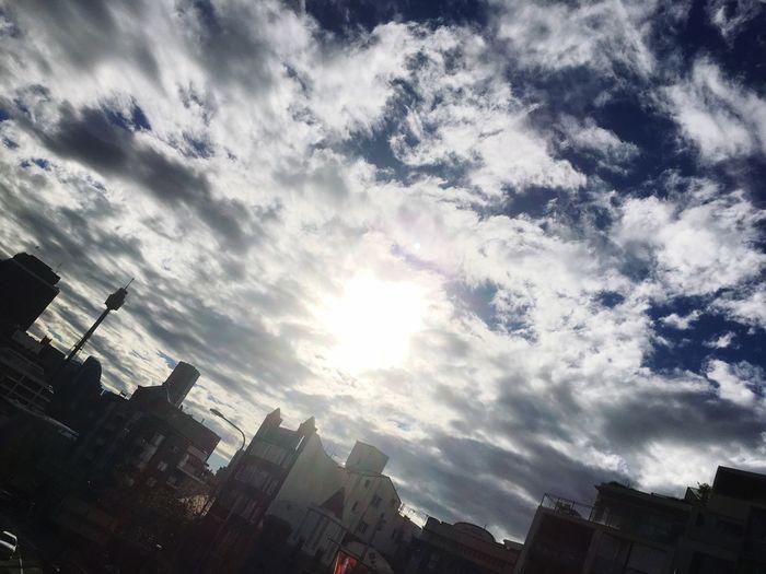 Cityscape Centrepointtower Sydney, Australia