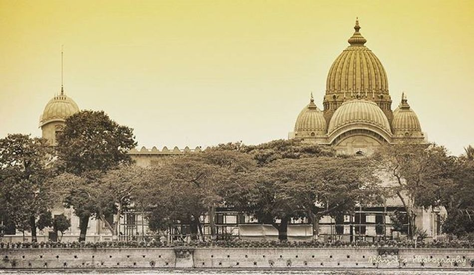 Belur Math View from Hoogly River. Kolkatadiaries Kolkata Indiapictures Storiesofindia Happiness Instapic Photooftheday Insta_mazing Nikon Photooftheday Color All_shots Exposure Composition Focus Capture Moment _soi Nikon_photography Colors Bengaldiaries Vivekananda Belur Hoogly Temple