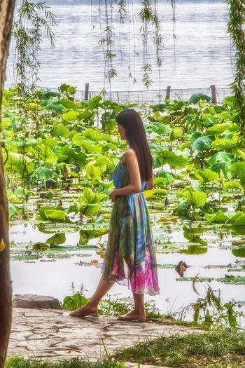 Feel The Journey China Hangzhou Xili Lake Girl Woman Beauty Chinese Chinese Girl Chinese_woman Girl Power