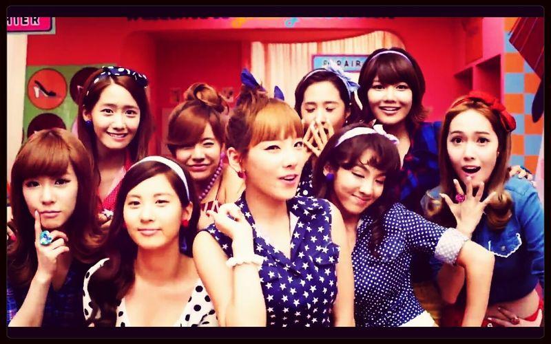 Girls' Generation (SNSD) Gee ♥ My Girl ❤ Uoso♥