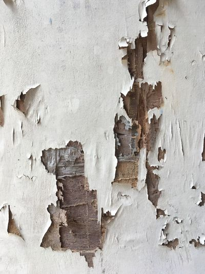 EyeEm Selects Backgrounds Textured  Weathered Full Frame Old Wall - Building Feature Damaged Run-down Peeled Pattern Deterioration Peeling Off Bad Condition Built Structure Decline Architecture No People Paint Dirt Abstract