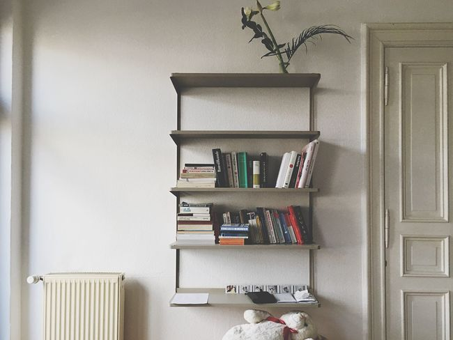 New shelf: New Tendency NEW TENDENCY Book Indoors  Bookshelf Home Interior Shelf No People Day