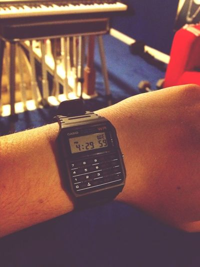 back to the future, #backtothefure #casio #martymcfly
