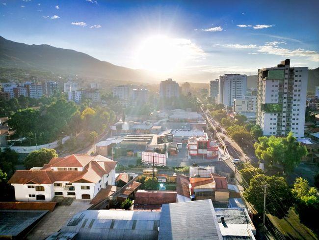 Mis mañanas mi Cochabamba