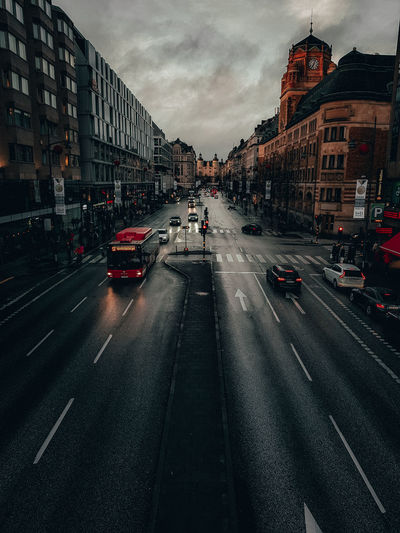 Stockholm The Mobile Photographer - 2019 EyeEm Awards City Road Land Vehicle Car Street Sky Architecture Built Structure Building Exterior City Street Yellow Taxi Arch Bridge Hailing Moving Traffic Jam Road Intersection Road Marking Traffic