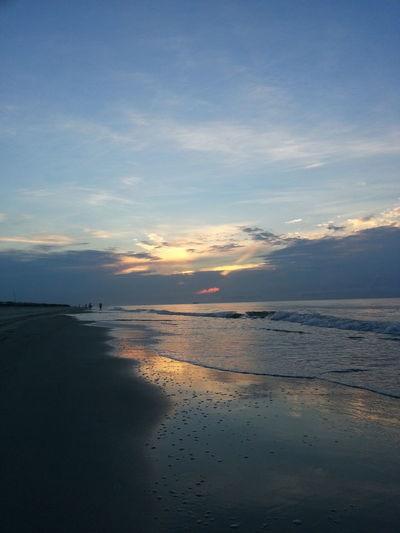 Chilling🌞 at Hilton Head Island Beach Sunrise Beach Photography Beach Sunrise Hello World Chilling