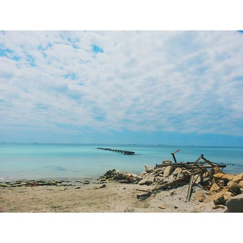 Beach Caspian Sea Kazakhstan Aktau Relaxing Beautiful Nature Weekend Wonderful Day Colors Blue Green Hello World