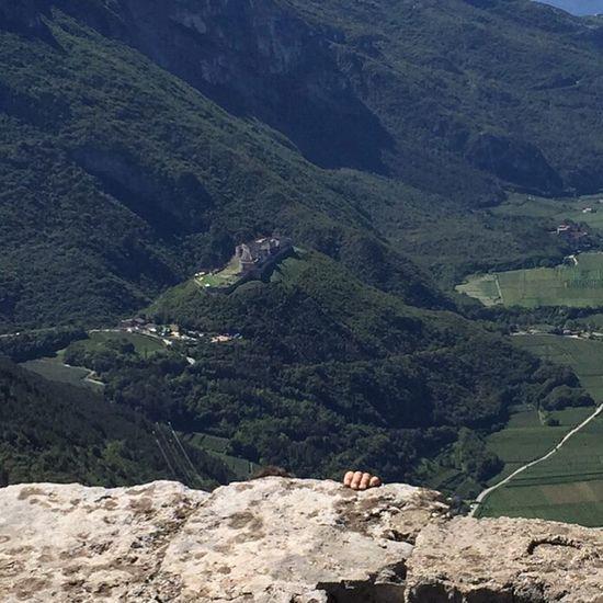 Seeing The Sights Besenello Castel Beseno Trentino  Bella Italia Beauty Bellezza NoEditNoFilter