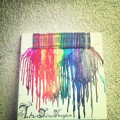 ArtWork Colours Rainbow