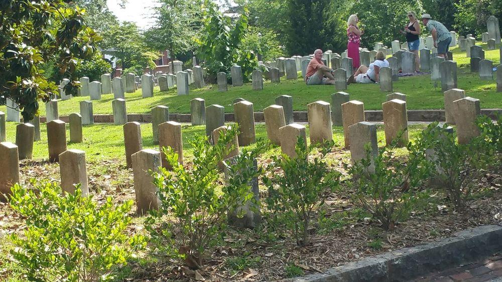 Atlanta Georgia Oakland Cemetery, Atlanta Georgia