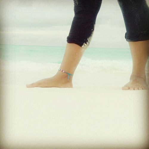 Enjoying @ Beach First Eyeem Photo