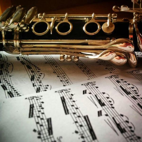 My Hobby Music Clarinet Jazz Classical Music Mypassion MyPassionInLife First Eyeem Photo