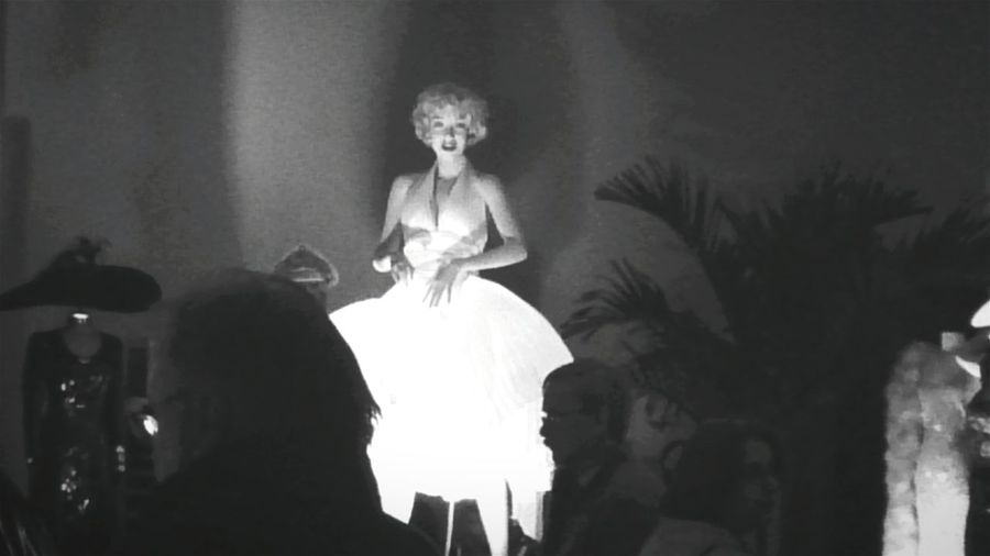 The Wind beneath Marilyn Monroe...white dress in the Seven Year Itch by Billy Wilder, 1955. Open Edit Bw_friday_challenge Taking Photos Blackandwhite Black And White For My Friends That Connect Eye4photography  Streamzoofamily Fortheloveofblackandwhite Tadaa Community