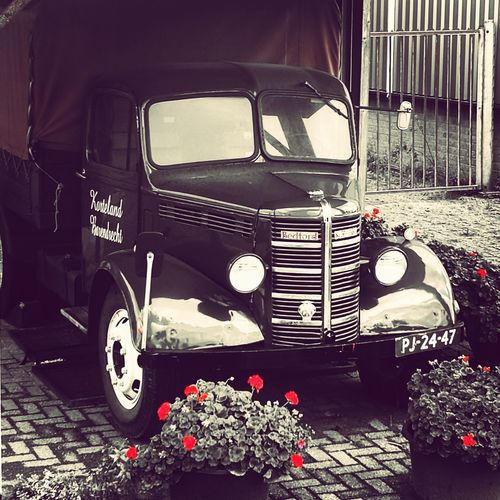 Old Truck Photography Nederland🇳🇱💕 Second Acts