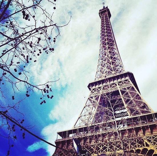 La Tour Eiffel beutiful ??❤️