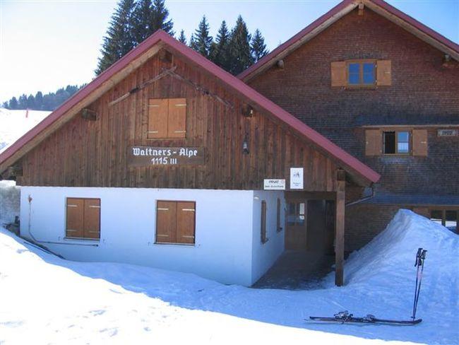 Waltners Alpe, Oberstaufen Oberstaufen