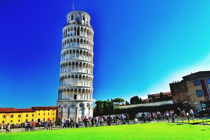 Pisa Tower Pisatower ı ♥ Pisa Tower Of Pisa Pisa, ıtaly Italy Italyiloveyou Torre Di Pisa EyeEm Gallery EyeEm Best Shots - Architecture
