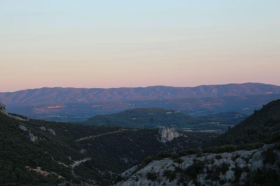 Mountain Sky Montagnes Panoramique  Paysage Vue